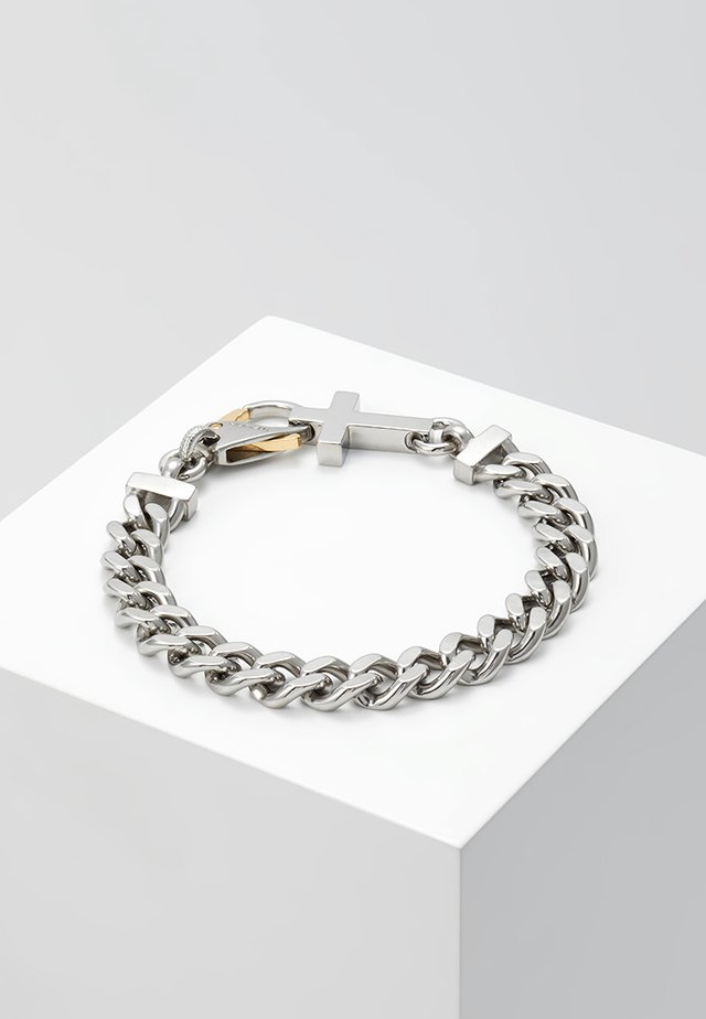 STEEL - Armband - gold-coloured/silver-coloured