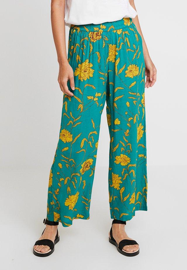 KALUANA PANT - Pantalon classique - tidepool