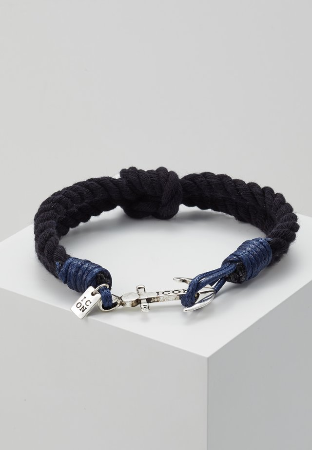 CAPTAIN FLINT - Armband - blue