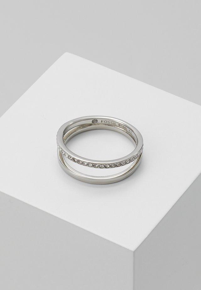 VINTAGE GLITZ - Ring - silver-coloured