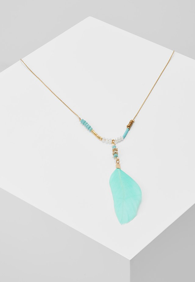 THALDIA - Necklace - gold-coloured/mint