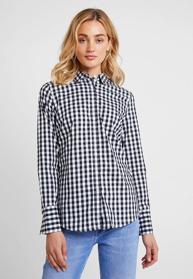 RILEY - Button-down blouse - navy