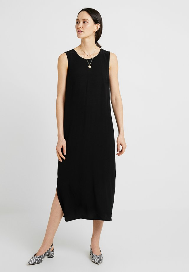 WERLA - Day dress - black