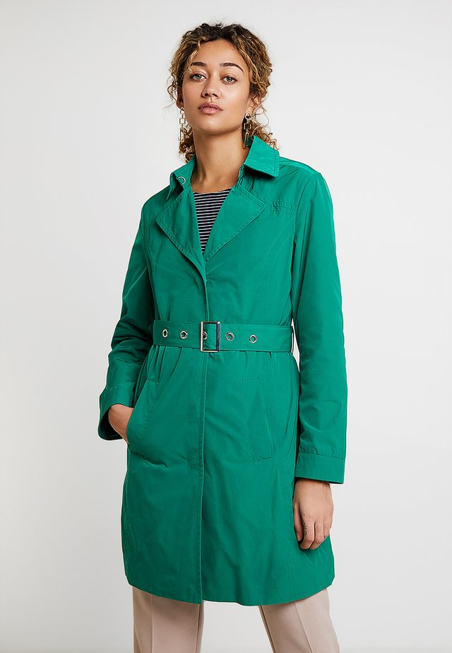 Trenchcoat - tizzy green