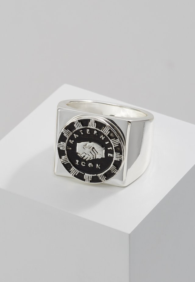 FRATERNITE - Ring - silver-coloured