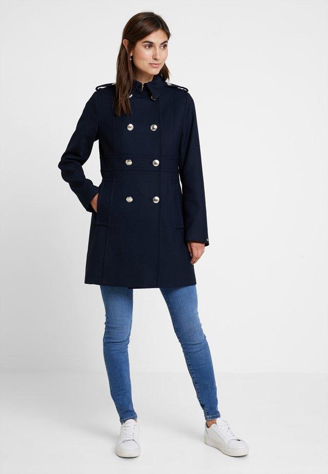 MADISON COAT - Classic coat - blue
