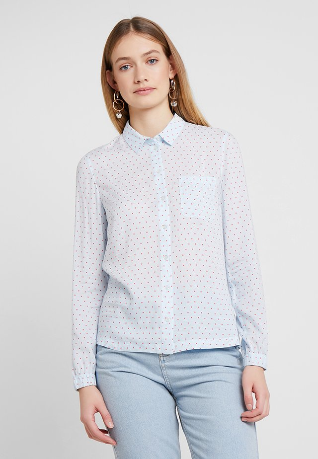 WITH BUTTONPLACKET - Camicia - combo