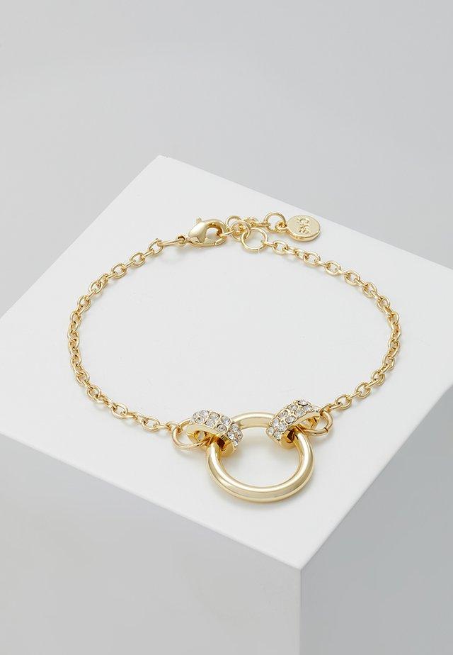 ADARA CHAIN BRACE - Armband - gold-coloured/clear