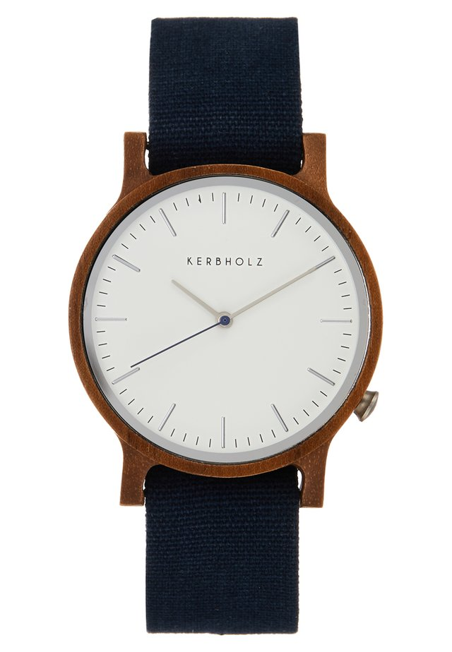 WALTER - Reloj - dark blue