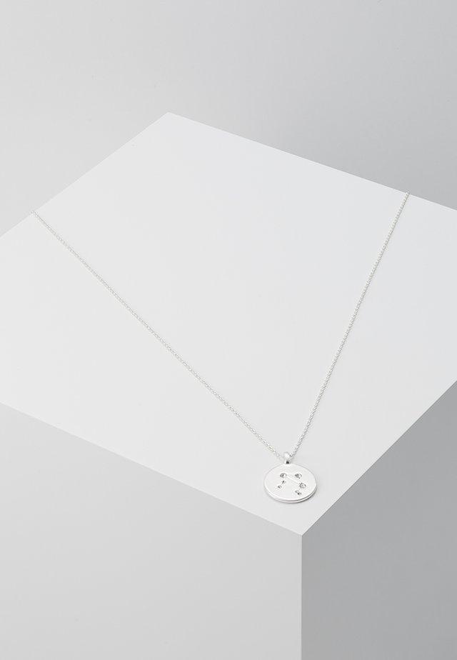 LIBRA - Halskette - silver-coloured