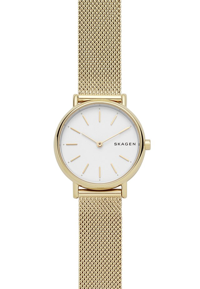 SIGNATUR - Horloge - gold-coloured