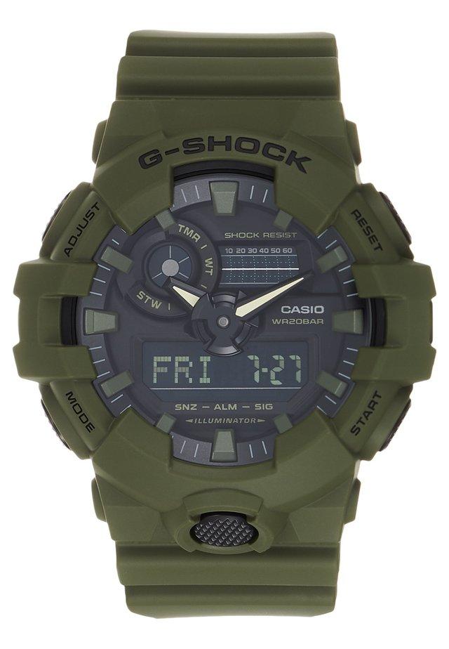Digital watch - grün