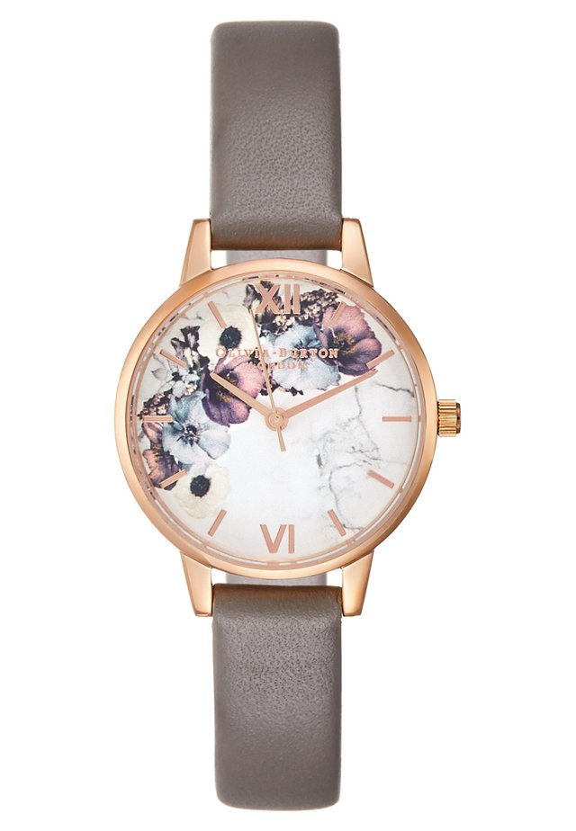 MARBLE  - Montre - rosegold-coloured