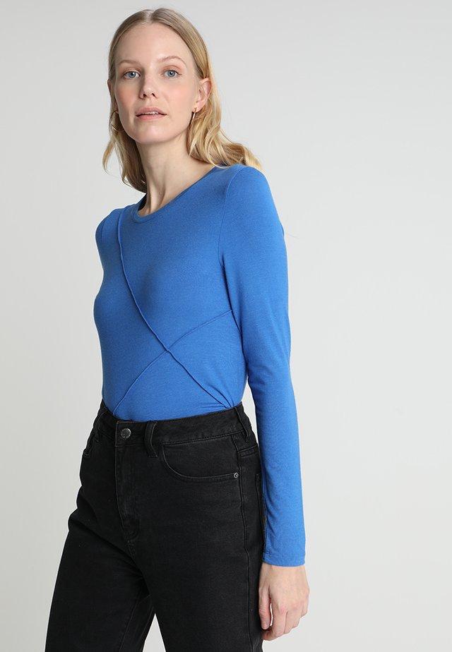 SUGRA - Long sleeved top - blue iris