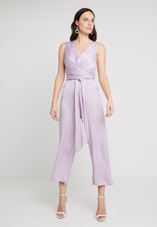 MARISA EVENING - Jumpsuit - lavender frost