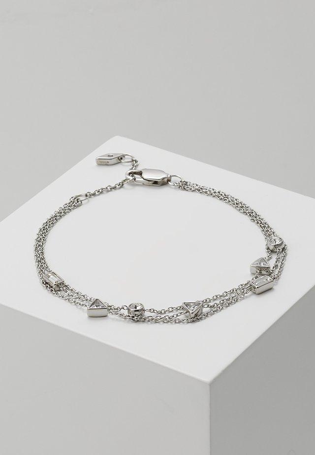 VINTAGE GLITZ - Armbånd - silver-coloured