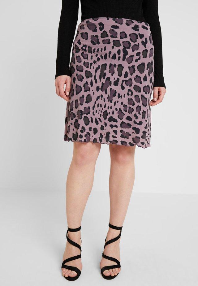 8b1cbbc4a Minifaldas Marrones | Comprar colección en oferta en Zalando