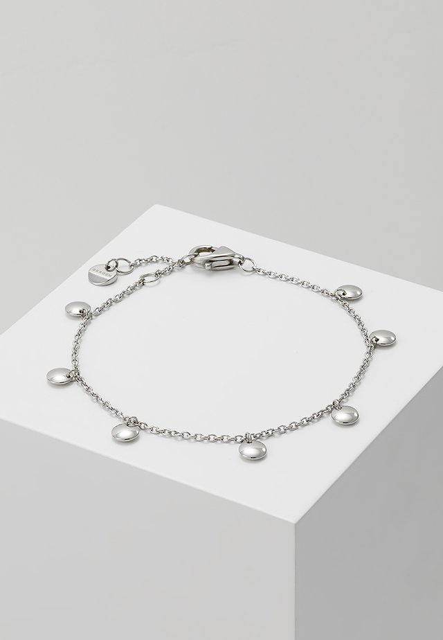 ANETTE - Armbånd - silver-coloured