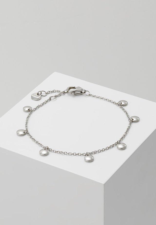 ANETTE - Rannekoru - silver-coloured