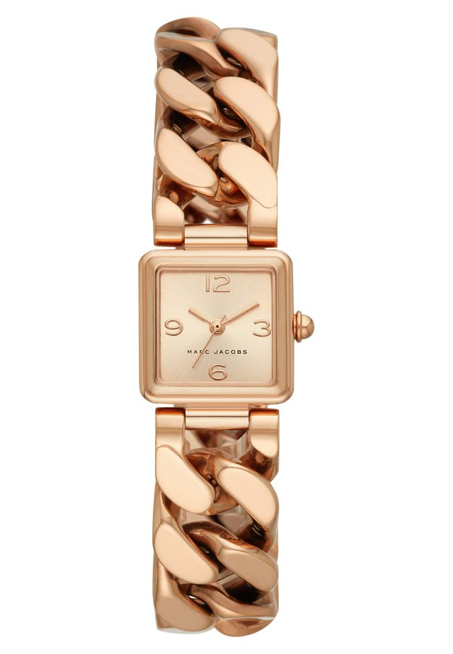 VIC - Uhr - roségold-coloured