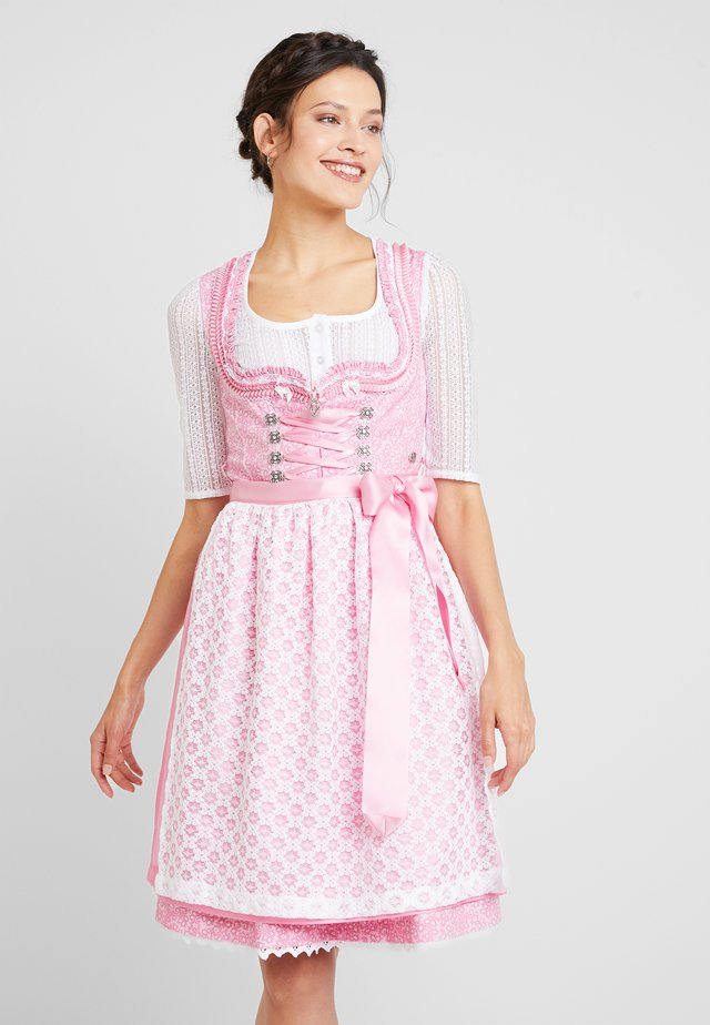 FERNA - Dirndl - light pink