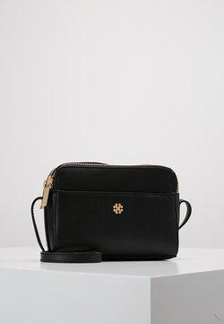 JUNGLE CAPSULE ZIP MUST BAG EXCLUSIVE - Skuldertasker - black