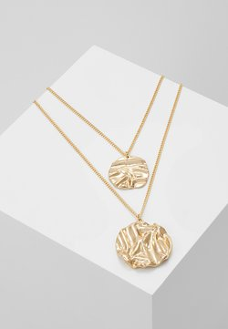 LAYLA NECKLACE - Ketting - gold-coloured