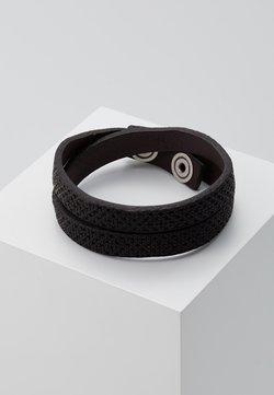 A-ROLLY - BRACELET - Armband - schwarz