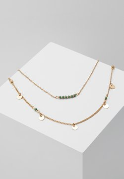 PCDAIVA NECKLACE  - Ketting - gold-coloured