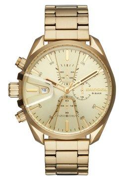 MS9 CHRONO - Zegarek chronograficzny - gold-coloured
