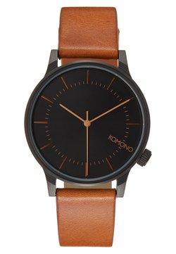 WINSTON REGAL - Uhr - black/cognac