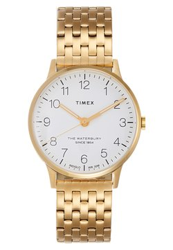 WATERBURY CLASSIC CASE AND BRACELET  - Uhr - gold-coloured