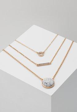ALEXIA - Halskette - gold-coloured
