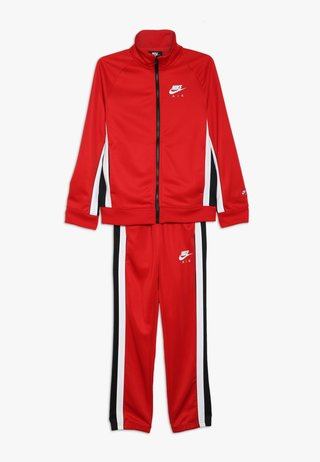 AIR TRACK SUIT - Dres - university red/black/white