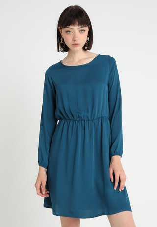 JDYGUSTAV DRESS - Day dress - legion blue/black