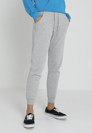 BASIC BASIC  - Jogginghose - grey marl
