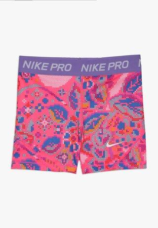 BOY SHORT FEMME - Leggings - hyper pink/space purple/white