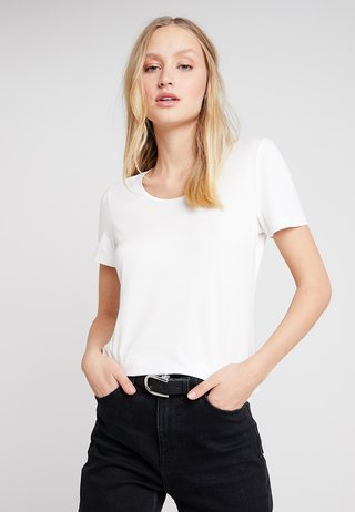 SLEEVE - T-Shirt basic - off white