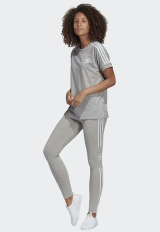 TREFOIL TIGHTS - Pantalon de survêtement - grey