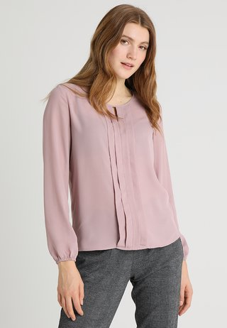 Blouse - wood rose