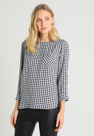 BLOUSE NORMAL FIT SLEEVED - Blůza - combo