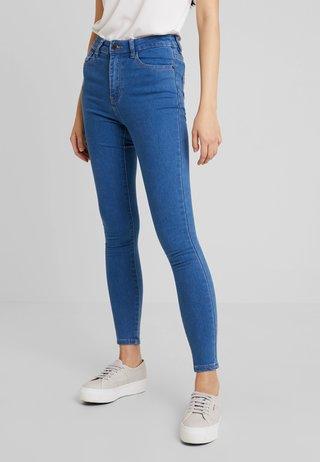 Jeans Skinny Fit - mid blue denim