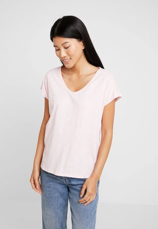 KURZARM - Basic T-shirt - soft rose