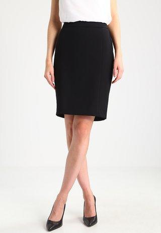 XOON - Pencil skirt - black