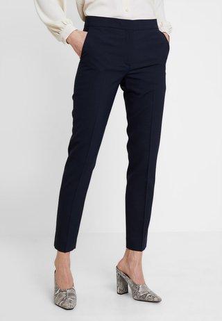 ESSENTIAL PANT - Stoffhose - blue