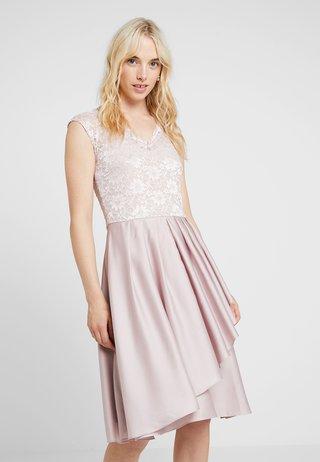 Cocktailkleid/festliches Kleid - hellorasa
