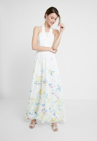 FLUENT - Vestido largo - off white