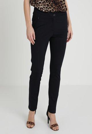 TROUSER - Pantalon classique - marine