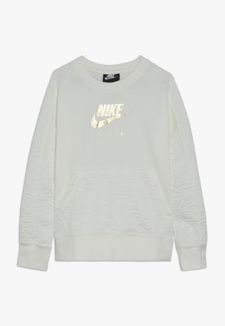 CREW - Sweatshirts - sail/metallic gold