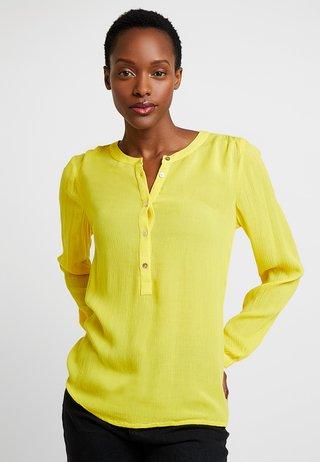 KARLA AMBER - Blouse - cyber yellow